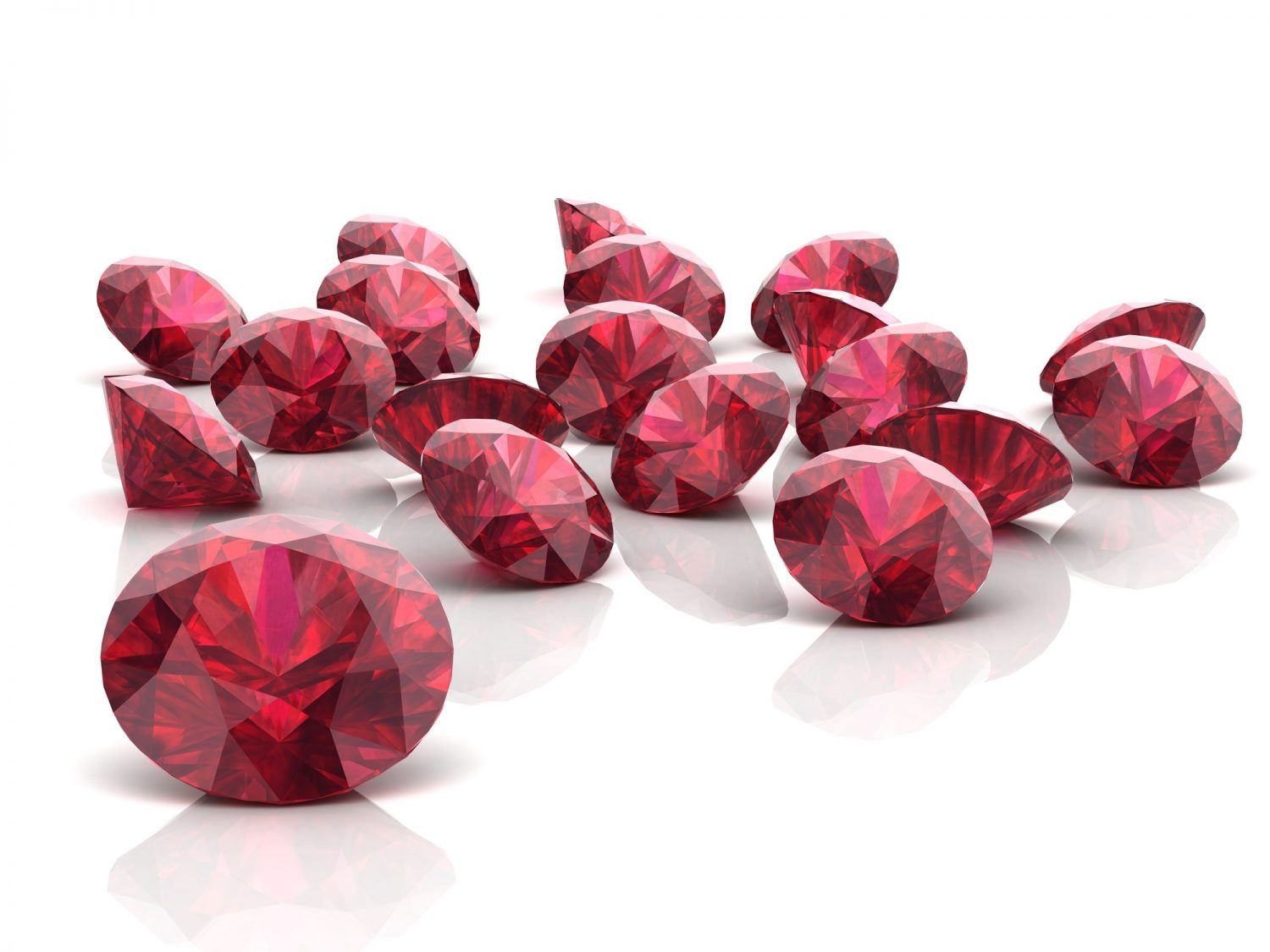 How Ruby Powers Passion and Prosperity - Kristals Gemstones